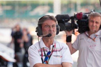 World © Octane Photographic Ltd. Friday 3rd July 2015. Campos Racing – Adrian Campos. GP2 Practice – Silverstone, UK. Digital Ref. : 1329JM1D4068