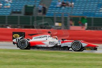 World © Octane Photographic Ltd. Friday 3rd July 2015. MP Motorsport – Daniel de Jong. GP2 Qualifying – Silverstone, UK. Spain. Digital Ref. : 1330JM1D3704