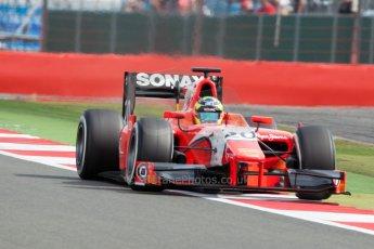 World © Octane Photographic Ltd. Friday 3rd July 2015. Arden International – Andre Negrao. GP2 Qualifying – Silverstone, UK. Digital Ref. : 1330JM1D3830