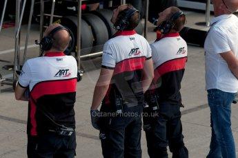 World © Octane Photographic Ltd. Thursday 2nd July 2015. ART Grand Prix. GP3 Paddock – Silverstone, UK. Digital Ref. : 1331JM1D4146