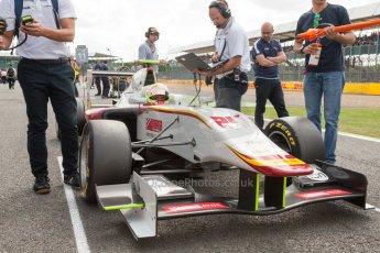 World © Octane Photographic Ltd. Saturday 4th July 2015. Campos Racing – Alex Palou. GP3 Race 1 – Silverstone, UK. Digital Ref. : 1337JM1D4047