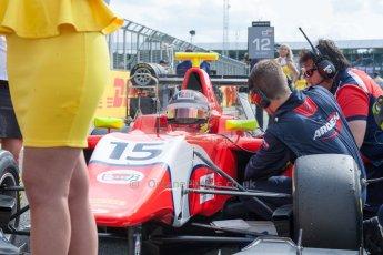 World © Octane Photographic Ltd. Saturday 4th July 2015. Arden International – Emil Bernstorff. GP3 Race 1 – Silverstone, UK. Digital Ref. : 1337JM1D4973