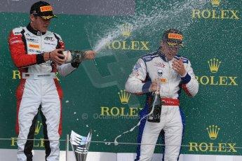 World © Octane Photographic Ltd. Saturday 4th July 2015. Arden International – Emil Bernstorff and Koiranen GP – Matthew Parry. GP3 Race 1 – Silverstone, UK. Digital Ref. : 1337LB1D5972
