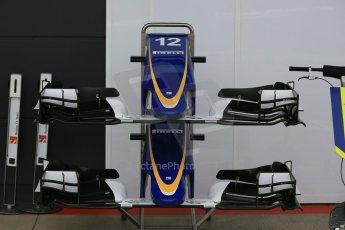 World © Octane Photographic Ltd. Sauber F1 Team C34-Ferrari – Felipe Nasr. Thursday 2nd July 2015, F1 British GP Pit Lane Silverstone, UK. Digital Ref: 1324LB5D8377