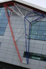 World © Octane Photographic Ltd. Thursday 2nd July 2015, F1 British GP Paddock, Silverstone, UK. Digital Ref: 1324LB5D8522