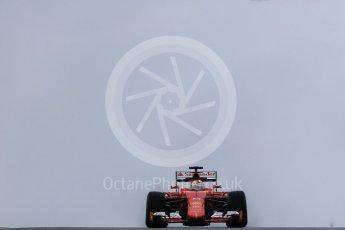 orld © Octane Photographic Ltd. Scuderia Ferrari SF15-T– Sebastian Vettel. Friday 23rd October 2015, F1 USA Grand Prix Practice 1, Austin, Texas - Circuit of the Americas (COTA). Digital Ref: 1460LB1D8714