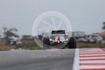 World © Octane Photographic Ltd. McLaren Honda MP4/30 - Jenson Button. Friday 23rd October 2015, F1 USA Grand Prix Practice 1, Austin, Texas - Circuit of the Americas (COTA). Digital Ref: 1460LB1D9602