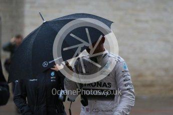 World © Octane Photographic Ltd. Mercedes AMG Petronas F1 W06 Hybrid – Lewis Hamilton. Sunday 25th October 2015, F1 USA Grand Prix Qualifying, Austin, Texas - Circuit of the Americas (COTA). Digital Ref: 1464LB1D1385