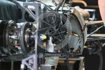 World © Octane Photographic Ltd. Mercedes AMG Petronas F1 W06 Hybrid. Wednesday 21st October 2015, F1 USA Grand Prix Set Up, Austin, Texas - Circuit of the Americas (COTA). Digital Ref: 1457LB1D8040