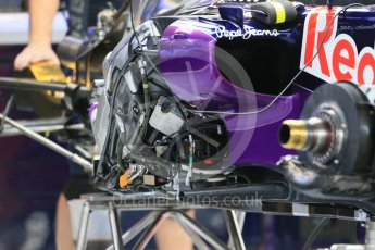 World © Octane Photographic Ltd. Infiniti Red Bull Racing RB11. Wednesday 21st October 2015, F1 USA Grand Prix Set Up, Austin, Texas - Circuit of the Americas (COTA). Digital Ref: 1457LB1D8049