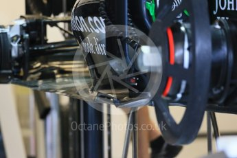 World © Octane Photographic Ltd. McLaren Honda MP4/30. Wednesday 21st October 2015, F1 USA Grand Prix Set Up, Austin, Texas - Circuit of the Americas (COTA). Digital Ref: 1457LB1D8243