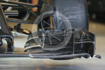 World © Octane Photographic Ltd. McLaren Honda MP4/30. Wednesday 21st October 2015, F1 USA Grand Prix Set Up, Austin, Texas - Circuit of the Americas (COTA). Digital Ref: 1457LB1D8259
