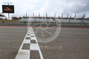World © Octane Photographic Ltd. Wednesday 21st October 2015, F1 USA Grand Prix Set Up, Austin, Texas - Circuit of the Americas (COTA). Digital Ref: 1456LB5D2617
