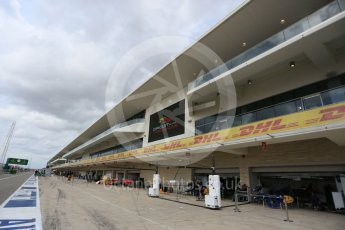 World © Octane Photographic Ltd. Wednesday 21st October 2015, F1 USA Grand Prix Set Up, Austin, Texas - Circuit of the Americas (COTA). Digital Ref: 1456LB5D2622