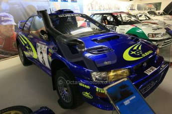 World © Octane Photographic Ltd. Donington Grand Prix Collection 25th January 2015. Prodrive collection. Digital Ref:  1179CB1D0905
