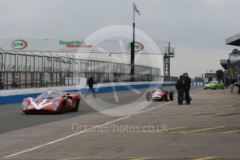 World © Octane Photographic Ltd. 15th October 2015. Donington Park. General Testing. Digital Ref: 1455LB1D7190