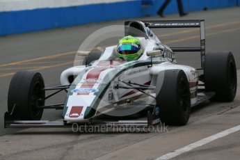 World © Octane Photographic Ltd. 15th October 2015. Donington Park. General Testing. JHR Racing - Dan Zelos. Digital Ref: 1455LB1D7379