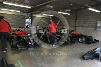 World © Octane Photographic Ltd. 15th October 2015. Donington Park. General Testing. Chris Dittmann Racing . Digital Ref: 1455LB5D2584