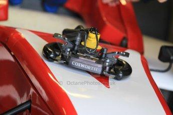 World © Octane Photographic Ltd. Friday 13th February 2015, General un-silenced test day – Donington Park, DUO BRDC Formula 4, Championship, MSV F4-013 - Hillspeed – Al Faisal Al Zubair. Digital Ref :