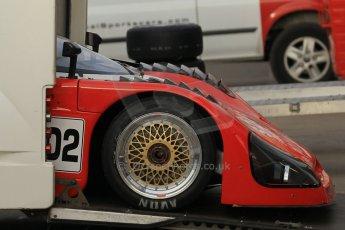 World © Octane Photographic Ltd. Wednesday 4th March 2015, General un-silenced test day – Donington Park, Spice SE86C - Historic Group C (Gp.C) Racing. Digital Ref : 1196CB1L4845