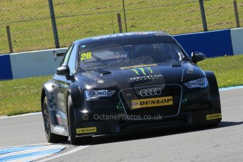 World © Octane Photographic Ltd. Donington Park general unsilenced testing June 4th 2015. Nic Hamilton – AmDTuning.com Audi. British Touring Car Championship (BTCC). Digital Ref : 1288CB1L2371