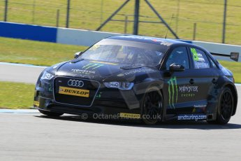 World © Octane Photographic Ltd. Donington Park general unsilenced testing June 4th 2015. Nic Hamilton – AmDTuning.com Audi. British Touring Car Championship (BTCC). Digital Ref : 1288CB1L2376