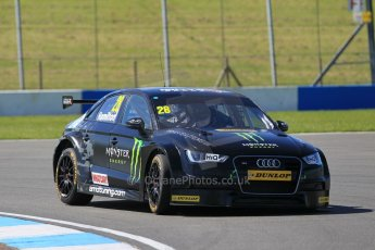 World © Octane Photographic Ltd. Donington Park general unsilenced testing June 4th 2015. Nic Hamilton – AmDTuning.com Audi. British Touring Car Championship (BTCC). Digital Ref : 1288CB1L2457