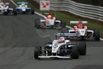 World © Octane Photographic Ltd. DUO BRDC Formula 4 Race 1, Oulton Park, UK, Saturday 4th April 2015. MSV F4-013. Ecurie Ecosse/GBR. Ciaran Haggerty. Digital Ref : 1214LB1D3225