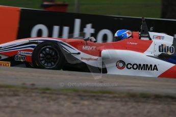 World © Octane Photographic Ltd. DUO BRDC Formula 4 Race 1, Oulton Park, UK, Saturday 4th April 2015. MSV F4-013. HHC Motorsport. Will Palmer. Digital Ref : 1214LB1D3314