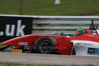 World © Octane Photographic Ltd. DUO BRDC Formula 4 Race 1, Oulton Park, UK, Saturday 4th April 2015. MSV F4-013. Hillspeed. Sebastian Lanzetti. Digital Ref : 1214LB1D3327