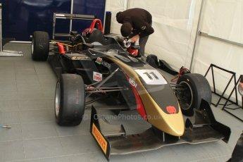 World © Octane Photographic Ltd. Saturday 25th April 2015, MSVR F3 Cup Qualifying. Donington Park. CF Racing - Daniel Tapinos – Dallara F311 NBE. Digital Ref: 1234CB7B1644