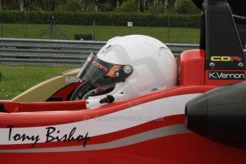 World © Octane Photographic Ltd. Saturday 25th April 2015, MSVR F3 Cup Qualifying. Donington Park. Chris Dittmann Racing (CDR) – Kieran Vernon – Dallara F307 Mercedes HWA. Digital Ref: 1234CB7B1674