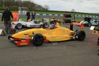 World © Octane Photographic Ltd. Saturday 25th April 2015, MSVR F3 Cup Qualifying. Donington Park. Adrian Holey – Dallara F300 Opel Speiss. Digital Ref: 1234CB7B1687