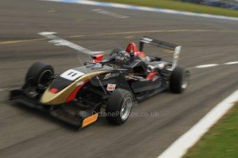 World © Octane Photographic Ltd. Saturday 25th April 2015, MSVR F3 Cup Qualifying. Donington Park. CF Racing - Daniel Tapinos – Dallara F311 NBE. Digital Ref: 1234CB7B1711