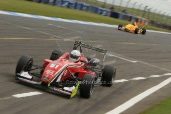 World © Octane Photographic Ltd. Saturday 25th April 2015, MSVR F3 Cup Qualifying. Donington Park. Chris Dittmann Racing (CDR) – Kieran Vernon – Dallara F307 Mercedes HWA. Digital Ref: 1234CB7B1722