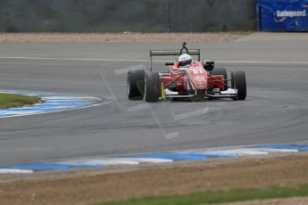 World © Octane Photographic Ltd. Saturday 25th April 2015, MSVR F3 Cup Qualifying. Donington Park. Chris Dittmann Racing (CDR) – Kieran Vernon – Dallara F307 Mercedes HWA. Digital Ref: 1234LB1D3860