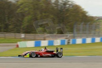 World © Octane Photographic Ltd. Saturday 25th April 2015, MSVR F3 Cup Qualifying. Donington Park. Chris Dittmann Racing (CDR) – Kieran Vernon – Dallara F307 Mercedes HWA. Digital Ref: 1234LW1L4571