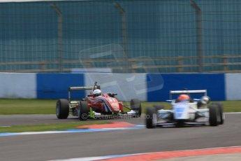 World © Octane Photographic Ltd. Saturday 25th April 2015, MSVR F3 Cup Race 1. Donington Park. Grays Motorsport – Aaron Steele – Dallara F307 Mugen Honda. Digital Ref: 1235CB7B1845