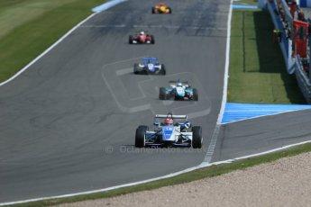 World © Octane Photographic Ltd. Saturday 25th April 2015, MSVR F3 Cup Race 1. Donington Park. Grays Motorsport – Aaron Steele – Dallara F307 Mugen Honda. Digital Ref: 1235LB1D4209