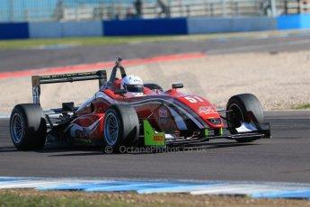 World © Octane Photographic Ltd. Sunday 26th April 2015, MSVR F3 Cup Race 3. Donington Park. Chris Dittmann Racing (CDR) – Kieran Vernon – Dallara F307 Mercedes HWA. Digital Ref: 1237LB1D4683