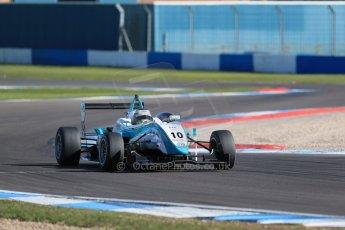 World © Octane Photographic Ltd. Sunday 26th April 2015, MSVR F3 Cup Race 3. Donington Park. Omicron Motorsport - Jacopo Sebastiani – Dallara F307 Volkswagen Speiss. Digital Ref: 1237LB1D4729