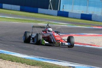 World © Octane Photographic Ltd. Sunday 26th April 2015, MSVR F3 Cup Race 3. Donington Park. Chris Dittmann Racing (CDR) – Kieran Vernon – Dallara F307 Mercedes HWA. Digital Ref: 1237LB1D4737