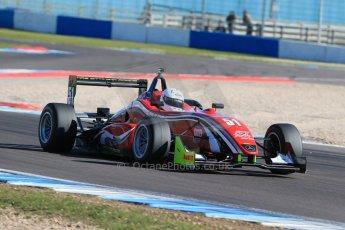 World © Octane Photographic Ltd. Sunday 26th April 2015, MSVR F3 Cup Race 3. Donington Park. Chris Dittmann Racing (CDR) – Kieran Vernon – Dallara F307 Mercedes HWA. Digital Ref: 1237LB1D4741