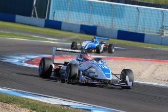 World © Octane Photographic Ltd. Sunday 26th April 2015, MSVR F3 Cup Race 3. Donington Park. Grays Motorsport – Aaron Steele – Dallara F307 Mugen Honda. Digital Ref: 1237LB1D4747