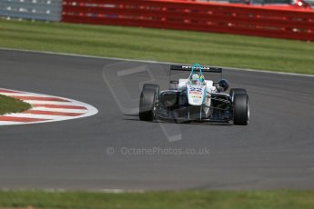 World © Octane Photographic Ltd. FIA European F3 Championship, Silverstone Race 2, UK, Saturday 11th April 2015. Motopark – Nabil Jeffri, Dallara F312 – Volkswagen. Digital Ref : 1223LB1D8023