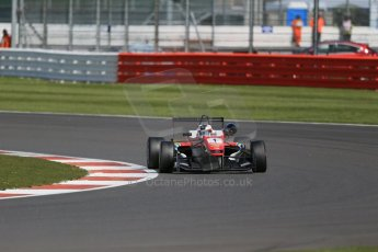 World © Octane Photographic Ltd. FIA European F3 Championship, Silverstone Race 2, UK, Saturday 11th April 2015. Prema Powerteam – Felix Rosenqvist, Dallara F312 – Mercedes-Benz. Digital Ref : 1223LB1D8031