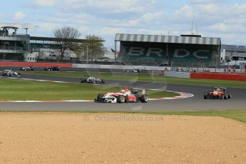 World © Octane Photographic Ltd. FIA European F3 Championship, Silverstone Race 2, UK, Saturday 11th April 2015. Fortec Motorsports – Matthew Rao, Dallara F312 – Mercedes-Benz. Digital Ref : 1223LW1L0396