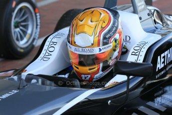 World © Octane Photographic Ltd. FIA European F3 Championship, Silverstone Race 3 parc ferme, UK, Sunday 12th April 2015. Van Amersfoort Racing – Charles Leclerc, Dallara F312 – Volkswagen. Digital Ref : 1224LW1L0853