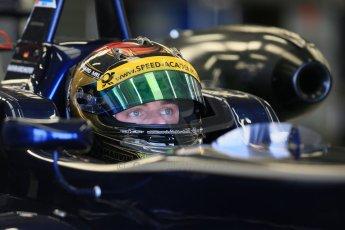 World © Octane Photographic Ltd. FIA European F3 Championship, Silverstone test day, UK, Tuesday 7th April 2015. Eurointernational – Marvin Kirchhofer, Dallara F312 – Mercedes-Benz. Digital Ref : 1216LB1D4305