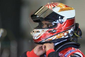 World © Octane Photographic Ltd. FIA European F3 Championship, Silverstone test day, UK, Tuesday 7th April 2015. Team West-Tec F3 – Raoul Hyman, Dallara F312 – Mercedes-Benz. Digital Ref : 1216LB1D4689